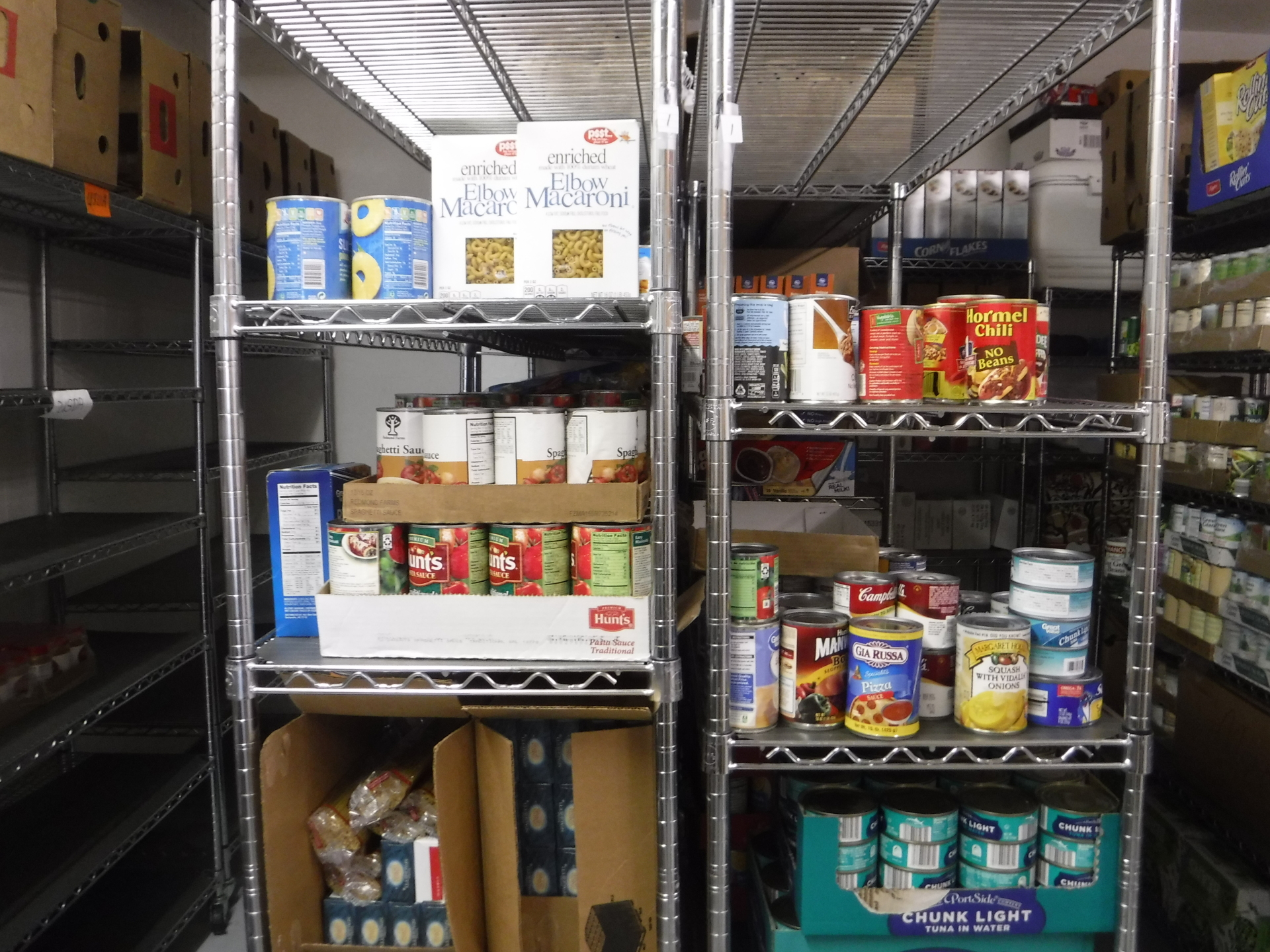 Countywide Pantry Food Drive